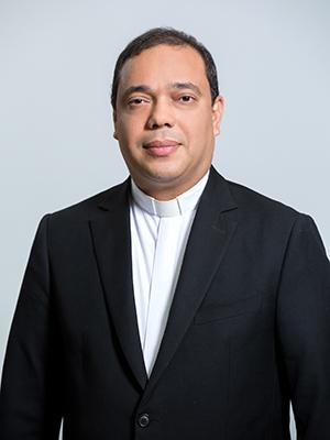 Rvdo. P. Carlos Manuel Abreu Frías